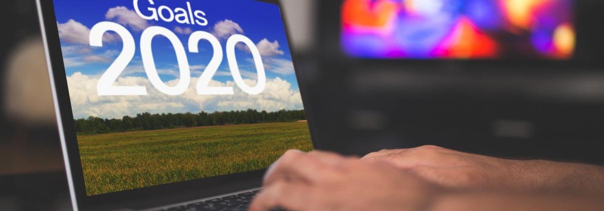 new website in 2020
